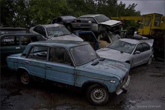 Scrap cars london